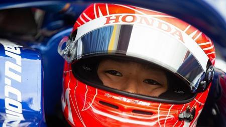 Pembalap F2,  Nobuharu Matsushita yang merupakan anak didikan Honda - INDOSPORT