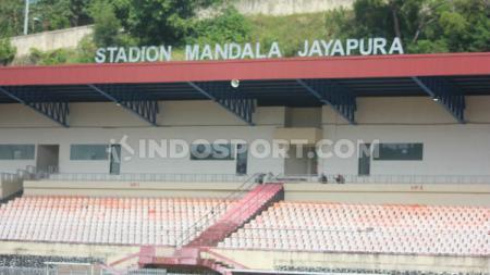 Stadion Mandala di Papua. - INDOSPORT