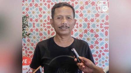 Djajang Nurjaman saat wawancara. - INDOSPORT