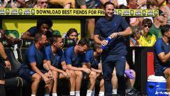 Indosport - Pemecatan Frank Lampard membuat pemain Chelsea, Danny Drinkwater tuliskan pesan tak terduga.