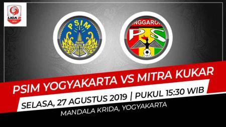 Prediksi PSIM Yogyakarta vs Mitra Kukar. - INDOSPORT