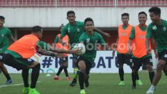 Indosport - Pemain PSS Sleman, Irkham Zahrul Mila ingin menerapkan ilmu yang didapat dari Timnas Indonesia U-22.