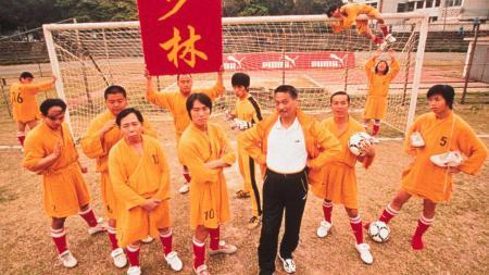 Cover Shaolin Soccer - INDOSPORT