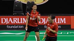 Indosport - Ganda putri Indonesia, Febriana Dwipuji Kusuma/Amalia Cahaya Pratiwi, gagal meraih juara Kejuaraan Dunia Junior Bulutangkis 2019, Minggu (13/10/19), di Rusia.