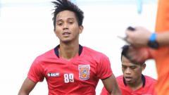 Indosport - Bek Borneo FC, Abdul Rachman.