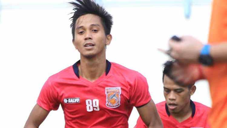 Bek Borneo FC, Abdul Rachman. Copyright: beritapenajam.net