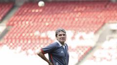 Indosport - Pelatih Persija, Julio Banuelos menyebut anak asuhnya sudah siap untuk menghadapi Bali United.