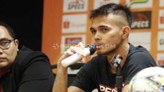 Indosport - Bintang Persija Jakarta, Rezaldi Hehanusa.