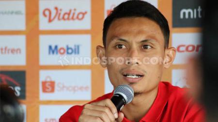 Bek Bali United, Dias Angga Putra. - INDOSPORT