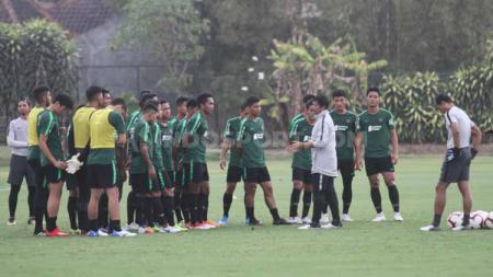 Venue laga uji Timnas Indonesia U-23 di Stadion Manahan melawan Iran pada tanggal 13 dan 16 November 2019 dilaporkan mengalami perubahan. - INDOSPORT