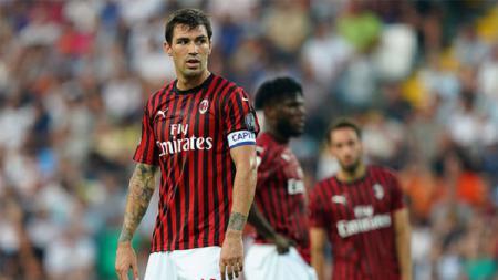 AC Milan mungkin bisa kalah lebih memalukan di Derby della Madonnina, jika bukan karena kiper mereka yang tampil apik. - INDOSPORT
