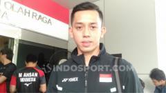 Indosport - Pebulutangkis ganda putra Indonesia, Muhammad Rian Ardianto tak sabar ingin segera liburan saat berakhirnya pandemi virus corona (COVID-19).