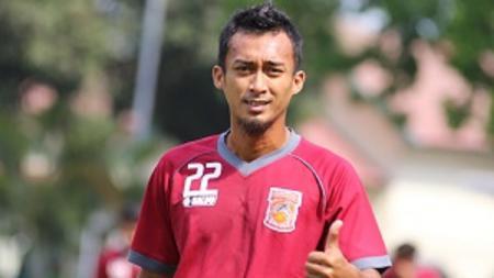 Gelandang Borneo FC, Sultan Samma. - INDOSPORT