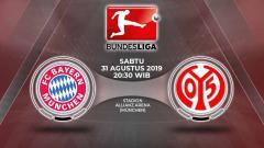 Indosport - Bayern Munchen vs Mainz 05 (Prediksi).