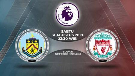 Burnley FC vs Liverpool FC (Prediksi). - INDOSPORT