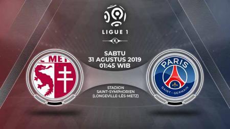 FC Metz vs Paris Saint-Germain (Prediksi). - INDOSPORT