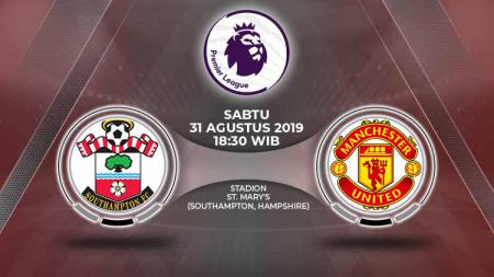 Link live streaming Liga Inggris 2019/20 Southampton vs Manchester United di Mola TV - INDOSPORT