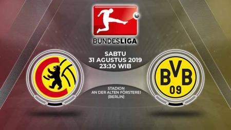Union Berlin vs Borussia Dortmund (Prediksi). - INDOSPORT