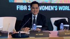 Indosport - Ketua Umum Komite Olimpiade Indonesia, Erick Thohir kembali dipercaya menjadi anggota Central Board Federasi Bola Basket Internasional FIBA tahun 2019 - 2023 di Beijing, 29 Agustus 2019.