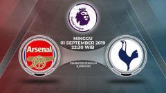 Indosport - Prediksi Pertandingan pekan keempat Liga Inggris musim 2019/20 antara Arsenal vs Tottenham Hotspur pada Minggu (01/09/20) WIB.