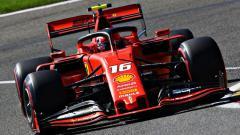 Indosport - Charles Leclerc mengalami insiden kurang menyenangkan di F1 GP Jepang yang melibatkan pembalap Red Bull Racing, Max Verstappen.