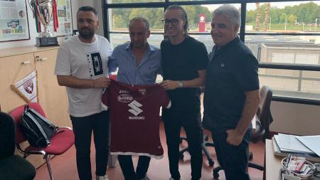 Diego Laxalt resmi dipinjamkan ke Torino. - INDOSPORT