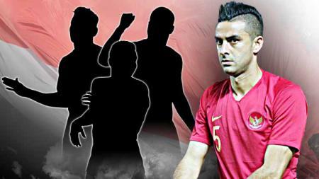 Bintang Persija dan Pemain Naturalisasi yang Gemilang di Liga 1 2020 - INDOSPORT