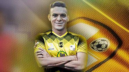 Suporter Kelantan FA disuruh iuran untuk membayar gaji pemain belakang Barito Putera, Cassio de Jesus. - INDOSPORT