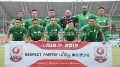Indosport - Skuat PSMS Medan akan melakoni lawatan mereka ke Banten dalam lanjutan Liga 2 2019 Wilayah Barat.
