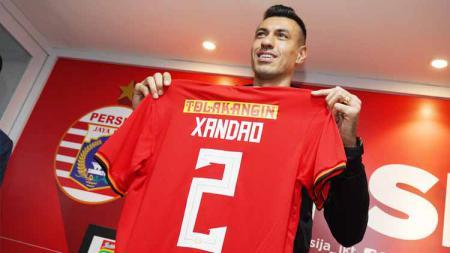 Rekrut Xandao, tanda Persija Jakarta harus mulai Move On dari Jaimerson. - INDOSPORT