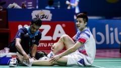 Indosport - Pebulutangkis tunggal putra China, Shi Yuqi