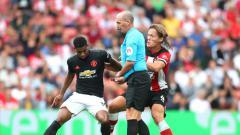 Indosport - Manchester United kembali gagal meraih tiga poin saat menghadapi Southampton di Liga Inggris 2019/20.