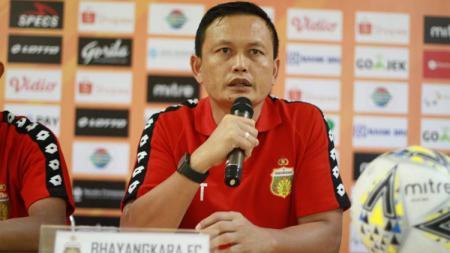 Ketua Asosiasi Pelatih Sepak bola Seluruh Indonesia (APSSI), Yeyen Tumena. - INDOSPORT