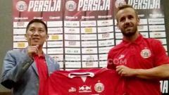 Indosport - Joan Tomas mengaku sudah siap memperkuat Persija Jakarta saat berhadapan dengan Persipura Jayapura.