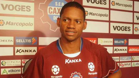 Striker asal Brasil, Vanderlei Francisco. - INDOSPORT
