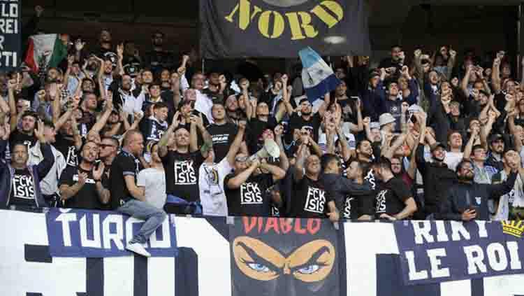 Ultras Lazio Copyright: 90min.com