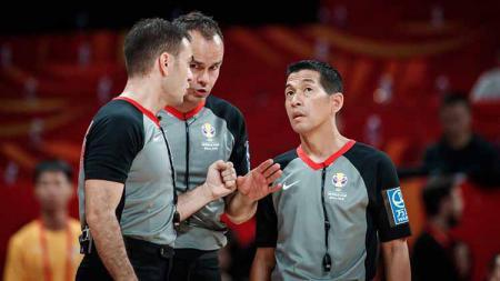 Harja Jaladri, wasit yang mewakili Indonesia di FIBA World Cup 2019 - INDOSPORT