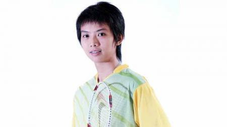 Mantan pebulu tangkis Indonesia di sektor ganda, Jenna Gozali. - INDOSPORT