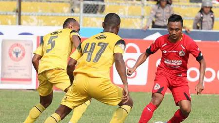 3 Pemain asing dan 6 lokal merapat ke Barito Putera jelang Liga 1 2020, berdasarkan diskusi pelatih Djajang Nurdjaman bersama manajemen. - INDOSPORT