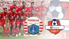 Indosport - Persija Jakarta di Liga 1 2019