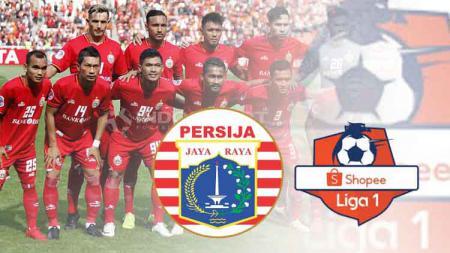 Persija Jakarta di Liga 1 2019 - INDOSPORT