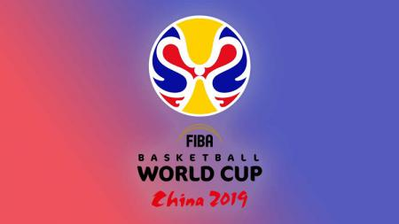 Logo FIBA World Cup 2019 China. - INDOSPORT