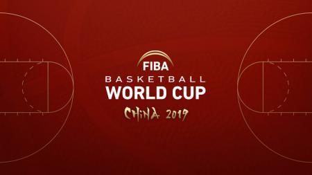 Logo FIBA World Cup 2019 (China). - INDOSPORT