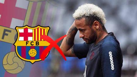 Sempat dianggap tidak serius oleh Lionel Messi, petinggi Barcelona ungkap kesulitan pulangkan Neymar. - INDOSPORT