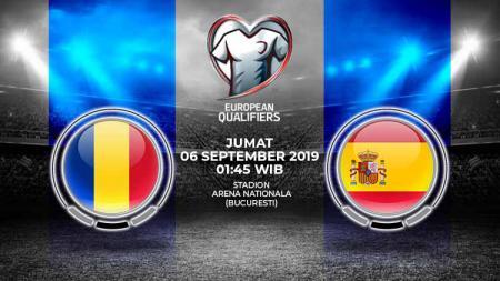 Spanyol diprediksi mampu menjaga rekor sempurnanya kala bertandang ke Rumania di laga kelima grup F Kualifikasi Euro 2020 pada Jumat (6/9/19). - INDOSPORT