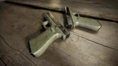 Indosport - Pistol P18C di Game eSports PUBG