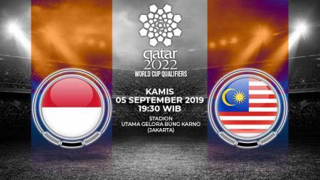 Pertandingan Indonesia vs Malaysia. - INDOSPORT