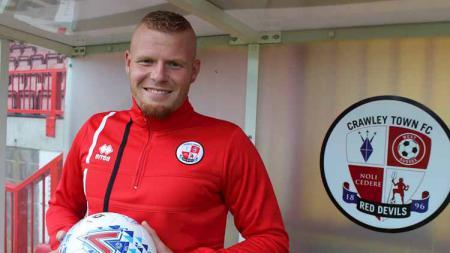 Thomas Verheijdt striker asal Belanda - INDOSPORT