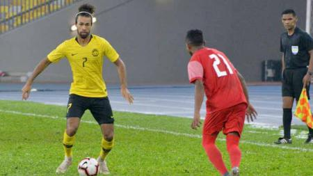 LaVere Corbin-Ong, pemain naturalisasi di Timnas Malaysia (no7). - INDOSPORT