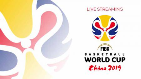 FIBA World Cup China 2019. - INDOSPORT